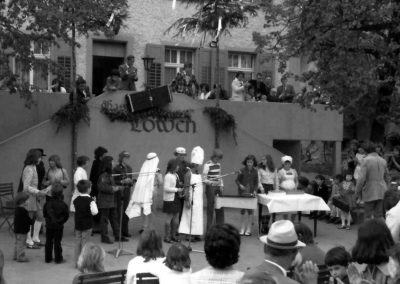 Brötliexamen vor dem Leue, 1974